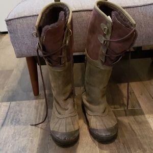 UGG Australia Belcloud Duck Boots